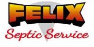 felix septic service logo